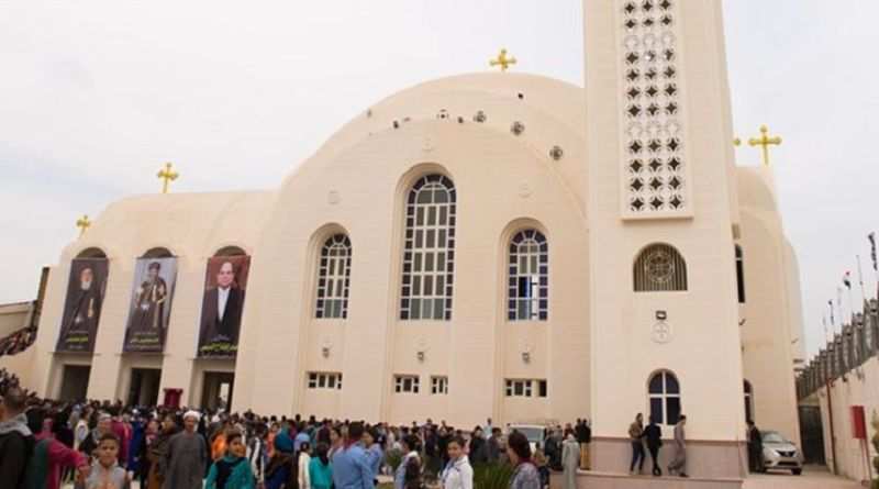 LLL - Live Let Live - Church in Egypt named after Christian victims murdered by Islamic State terrorists