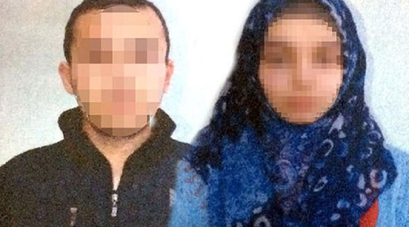 LLL-Live Let Live-Couple sought by Interpol over alleged ISIS ties caught in Turkey's south