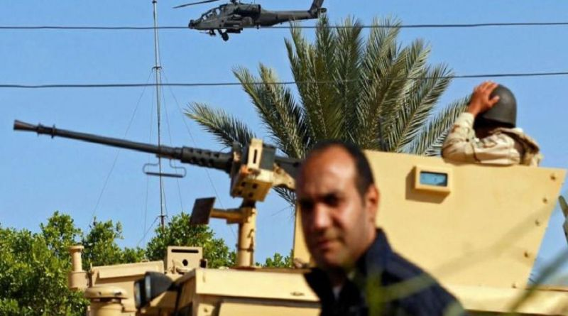 LLL - Live Let Live - Egyptian authorities blacklist ISIS affiliate and 300 terror suspects