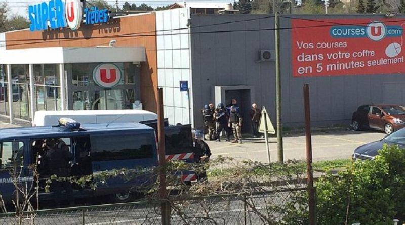 LLL - Live Let Live - Gunman kill shop worker after taking hostages at French supermarket