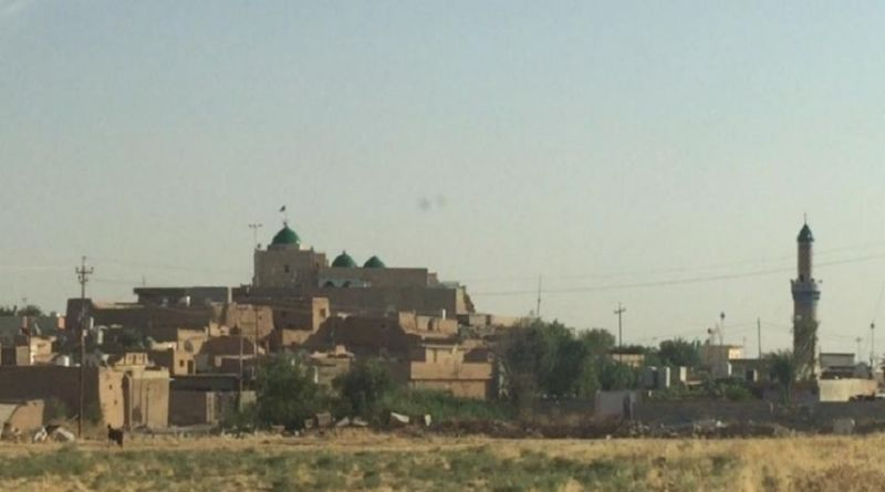 LLL-Live Let Live-ISIS terrorists attacka Hashd al-Shaabi militia-men in southern Kirkuk