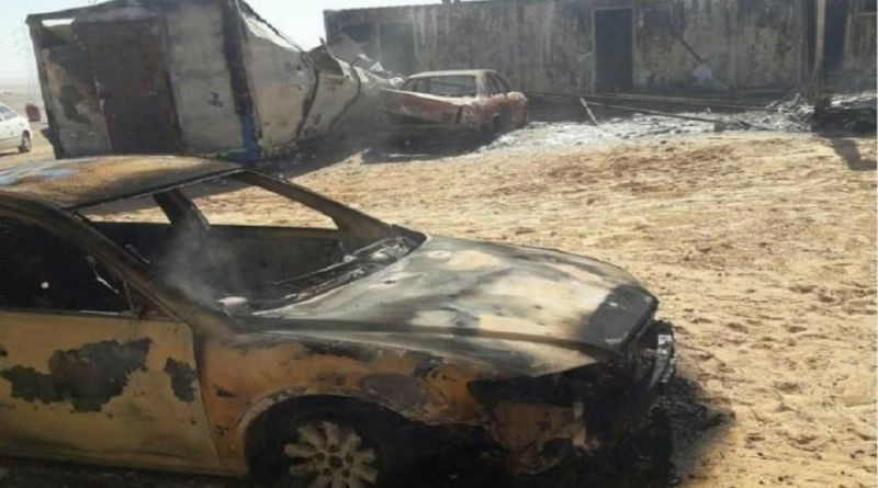 LLL - Live Let Live - ISIS terrorists claim car-bombing that killed three people in central Libya