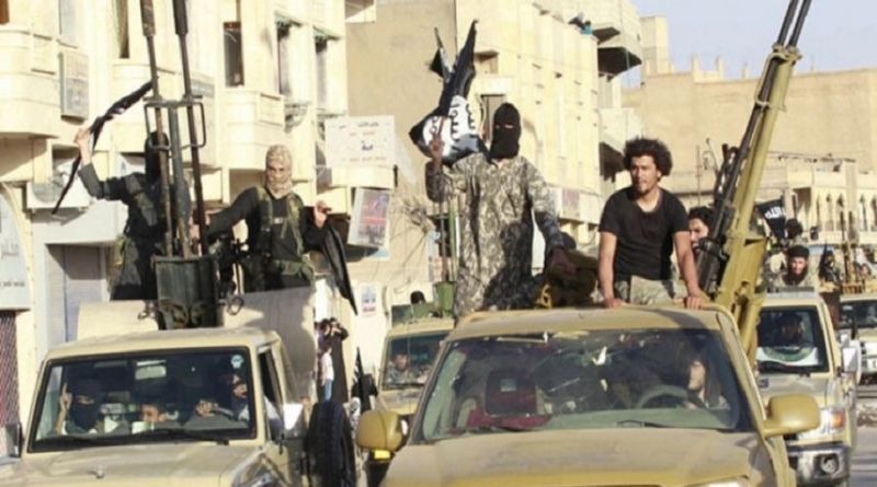 LLL - Live Let Live - ISIS terrorists killed 36 Syrian government troops in Damascus