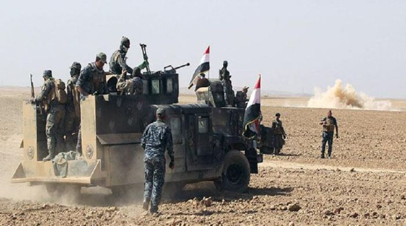 LLL-Live Let Live-ISIS terrorists launched multiple attacks across Iraq