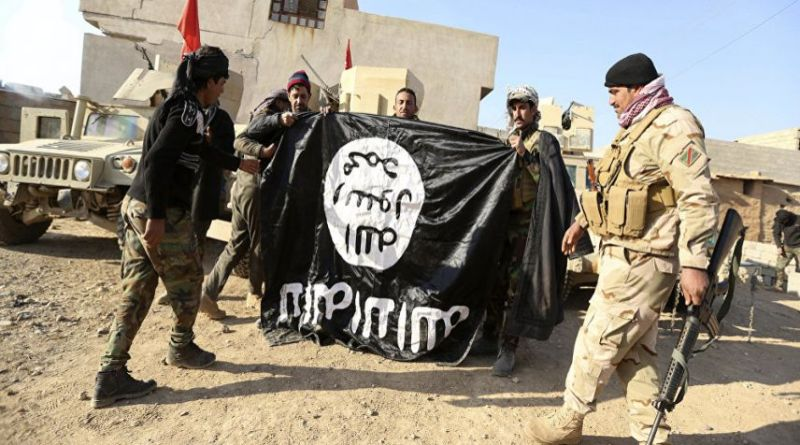 LLL - Live Let Live - Islamic State terrorists carried out new violent attacks and they're threatening Iraq's future