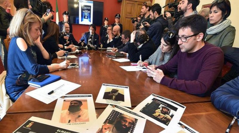 LLL - Live Let Live - Italian authorities detain five suspected ISIS terror supporters