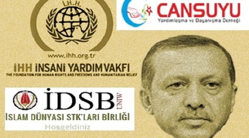 LLL - Live Let Live - Turkish organizations tied to the Government support global jihadists and radical Islamists