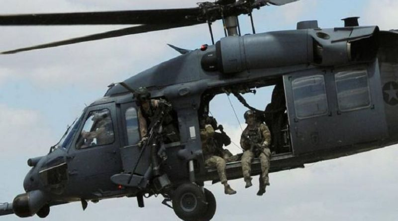 LLL - Live Let Live - U.S military helicopter crashes in Iraq