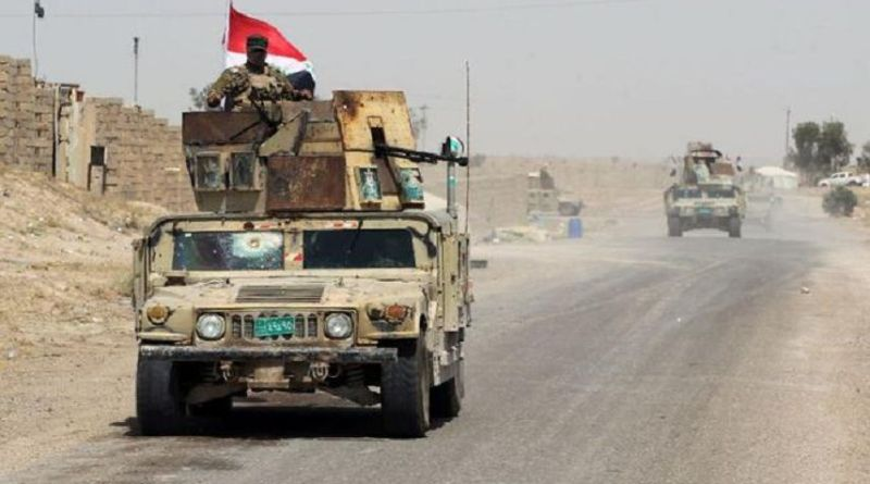 LLL - Live Let Live - At least 12 ISIS terrorist group members are killed in northern and western parts of Iraq