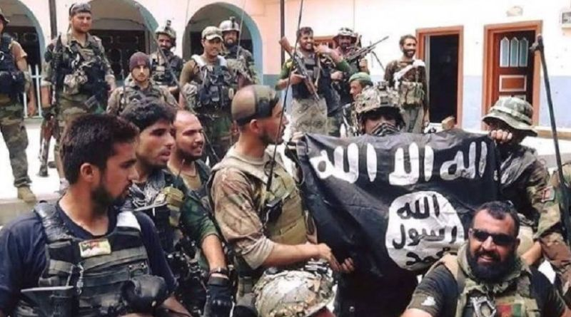 LLL - Live Let Live - French ISIS fighter among 8 terrorists killed in north of Afghanistan