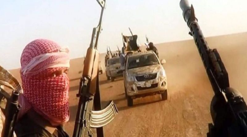 LLL - Live Let Live - ISIS terrorist group took control of the Baghdad-Damascus highway