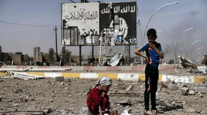 LLL - Live Let Live - Iraqi authorities sentenced six Turkish ISIS widows to death