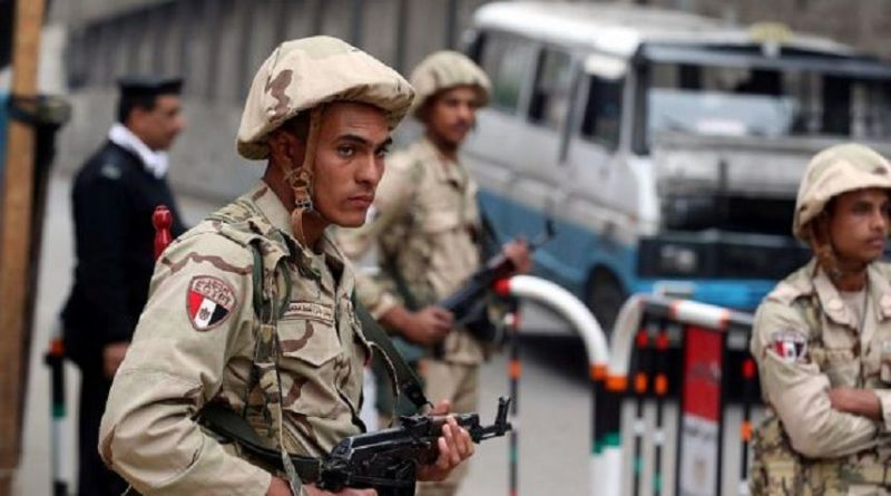 LLL - Live Let Live - Islamic State claims attack in Egypt's Sinai that killed 8 people
