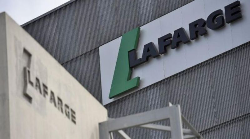 LLL - Live Let Live - The former Lafarge boss is charged over payments to Syrian emloyees that were part of ISIS terrorist group