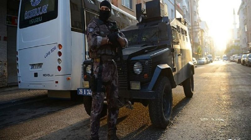 LLL - Live Let Live - Turkey arrests 70 terror suspects for having links with ISIS terrorist group