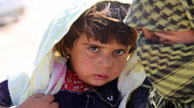 LLL - Live Let Live - Woman risks backlash to care for ISIS children