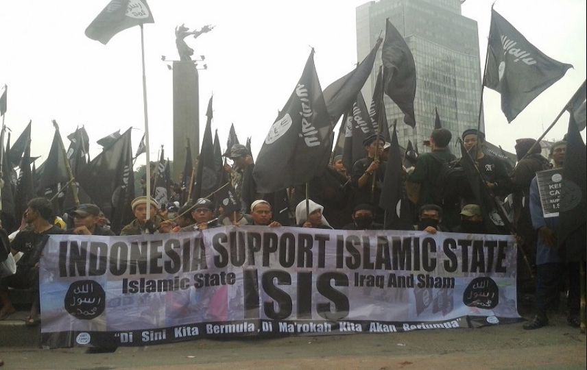 LLL - Live Let Live - Indonesia is Islamic State's new frontline