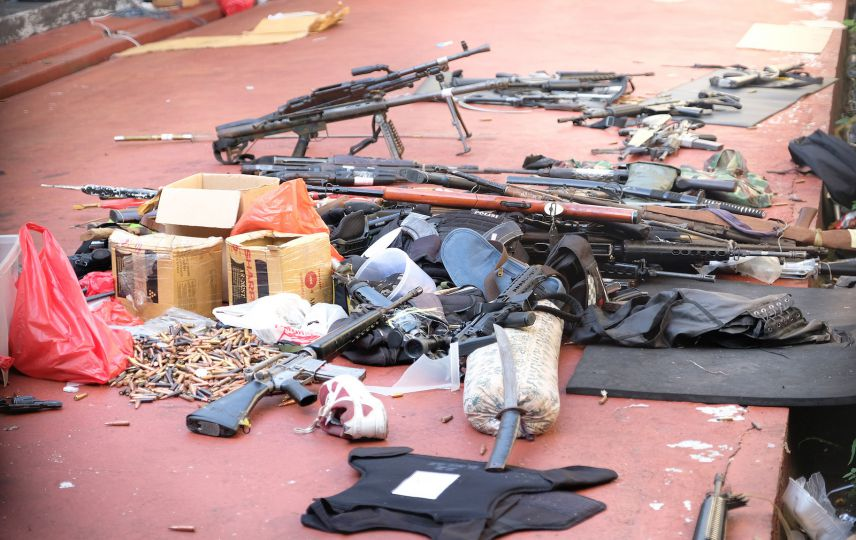 LLL - Live Let Live - Prison riot shows that ISIS terrorist group has lethal reach in Indonesia 1