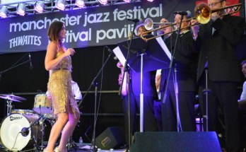 image of Charlie Cooper and the CCs at Manchester Jazz Festival 2014