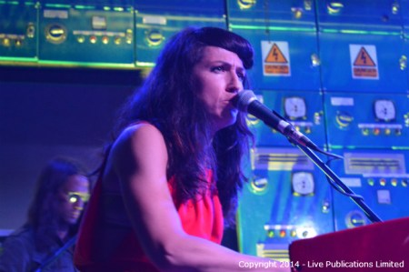 Image of Joan As Police Woman at Gorilla 7 August 2014