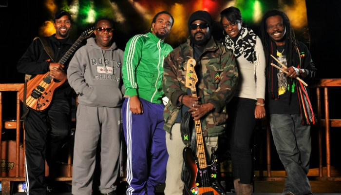 image of The Wailers