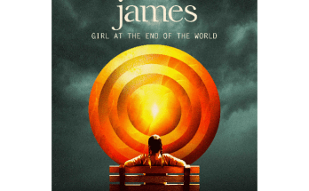 image of James - Girl at the End of the World album cover