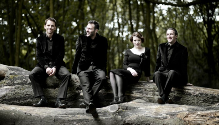 image of Heath Quartet