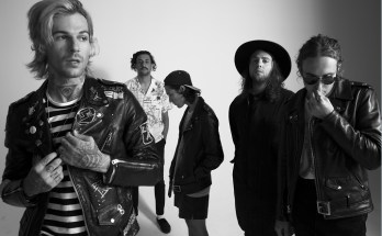 The Neighbourhood - Jesse Rutherford (vocals), Jeremy Freedman (guitar), Zach Abels (guitar) Mikey Margott (bass) Brandon Fried (drums).