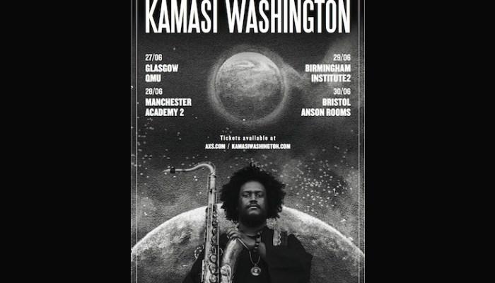 image of Kamasi Washington