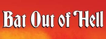 Bat Out Of Hell The Musical logo