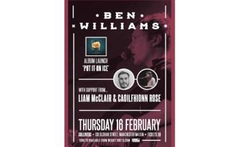 Ben Williams - Put It On Ice