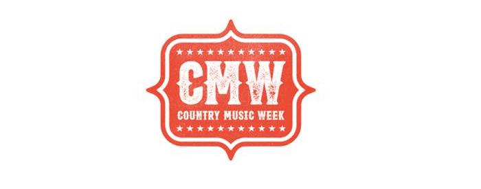 Country Music Week logo