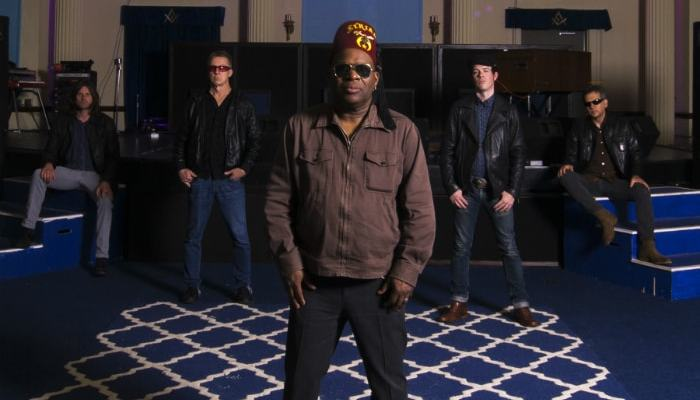 Barrence Whitfield and the Savages - image courtesy Katherine Coffey