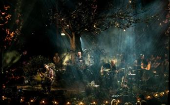 Biffy Clyro bring MTV Unplugged to Manchester Opera House