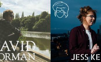 Jess Kemp and David Gorman will co-headline at the Deaf Institute