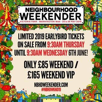 Neighbourhood Festival 2019