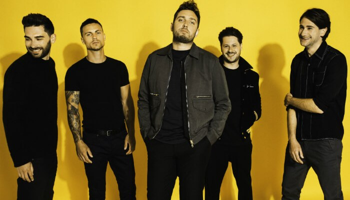 You Me At Six will headline at Victoria Warehouse Manchester - image courtesy Jordan Curtis Hughes