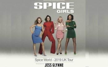 The Spice Girls will headline at Manchester's Etihad Stadium