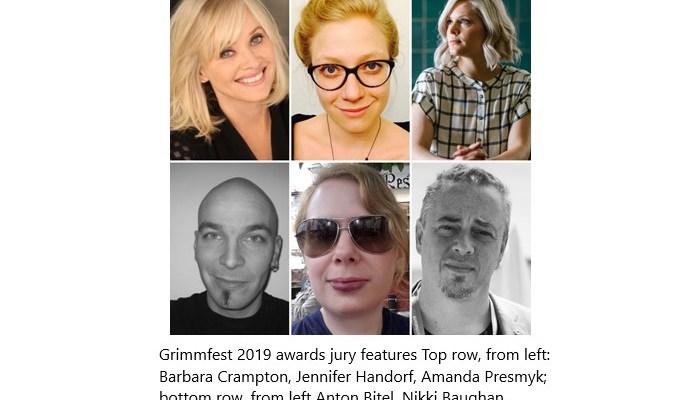 Grimmfest 2019 awards jury