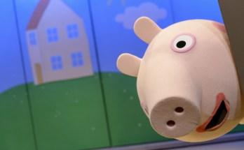 Peppa Pig Live comes to Manchester Opera House. image courtesy Dan Tsantilis