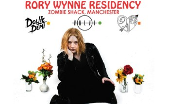 Rory Wynne will host a residency at Zombie Shack Manchester