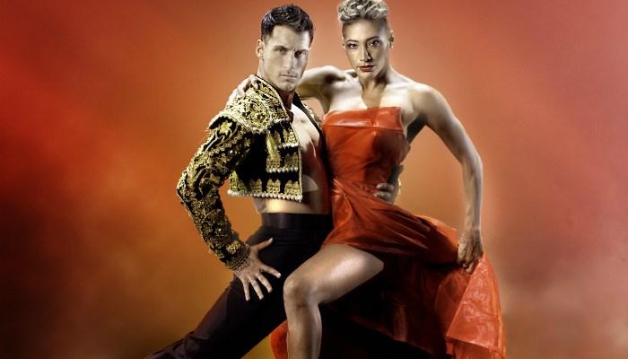 image of Gorka Marquez and Karen Hauer in Firedance