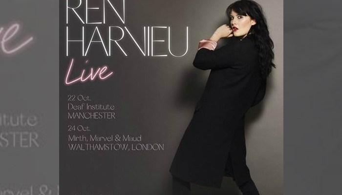 Manchester gigs - Ren Harvieu