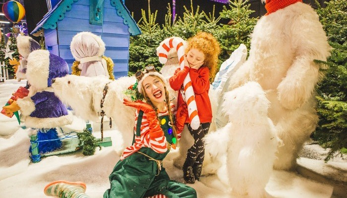 Manchester Family - Winter Funland
