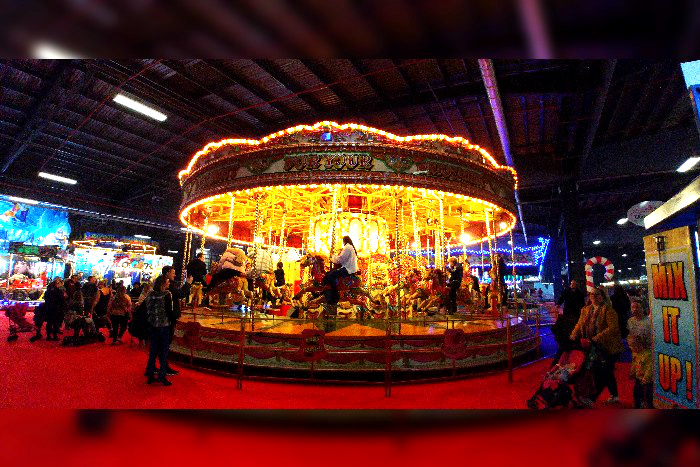 Winter Funland at Event City