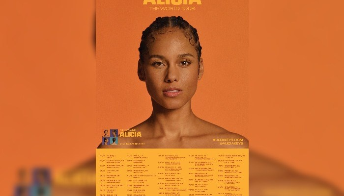 Manchester gigs - Alicia Keys
