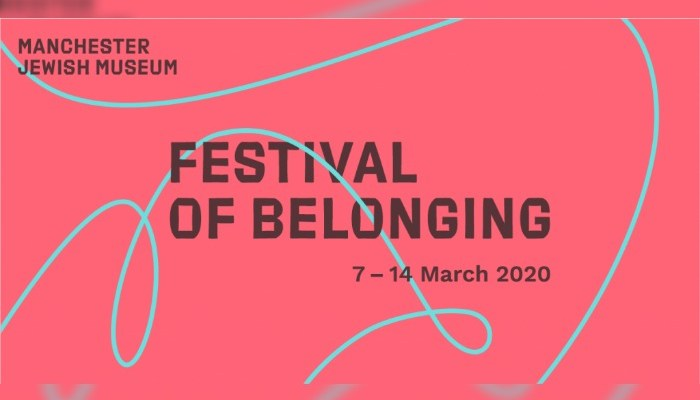 Manchester Jewish Museum - Festival of Belonging