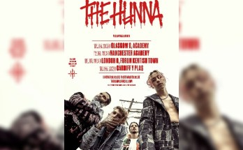 Manchester gigs - The Hunna