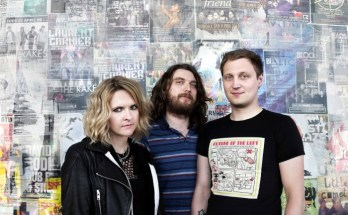 Manchester gigs - The Subways - image courtesy Greig Clifford
