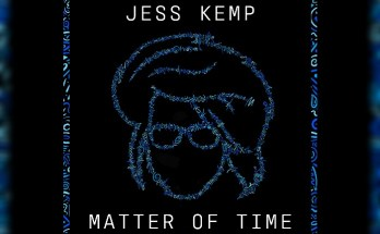 Jess Kemp Matter of Time Single Artwork